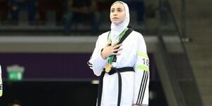 شکست قهرمان جهان مقابل بانوی ایرانی