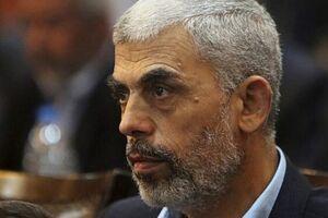 حضور رئیس دفتر سیاسی حماس در خیابانهای غزه+فیلم