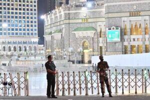 دستگیری یک فرد مسلح در مسجدالحرام