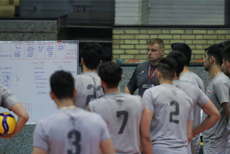 شائبه خطرناک پیرامون تیم ملی والیبال