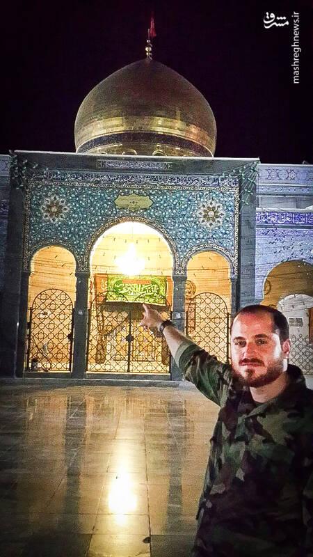 نگرانی «مدافع حرم» از انتشار یک ویدئو + عکس