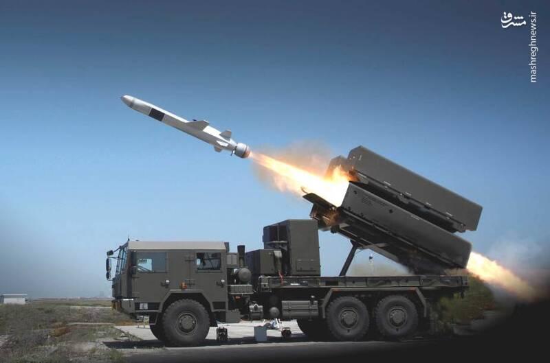 رومانی مشتری جدید موشک کروز NSM+عکس