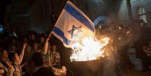 اسرائیل در محاصره آتش