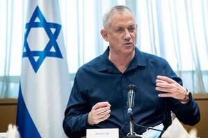 گانتز ارسال کمکها برای بازسازی غزه را به بازگرداندن بقایای نظامیان این رژیم مشروط کرد - کراپشده