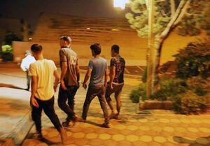 نزاع ۳۰ نفره در پارک دانشجو/ بازداشت ۷ متهم