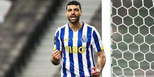 تیتر جالب لیگ پرتغال برای طارمی +عکس