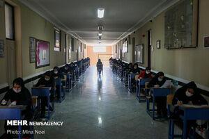 برق حوزههای امتحانی خاموش نمیشود