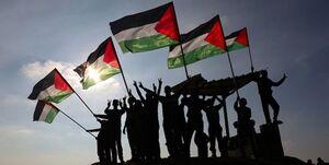 دو نمای جالب از تجمع کاناداییها برای فلسطین+ عکس
