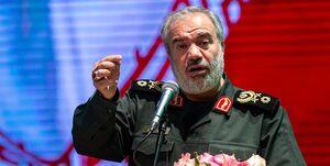 سردار فدوی: استکبار در مقابل جبهه حق به استیصال افتاده است