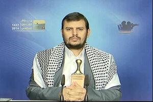 رهبر جنبش انصارالله: یمن از آرمان فلسطین و محور مقاومت دفاع میکند