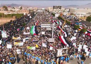 یمن، هدفی برای متجاوزان سعودی بخاطر حمایت از فلسطین و مخالفت با اسرائیل