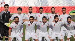 اسامی تیم ملی فوتبال اعلام شد - کراپشده