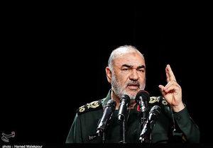 سرلشکر سلامی: مرزها را در برابر نفوذ اشرار مصونیت بخشیدهایم / مجاهدتهای فوقالعاده سنگین نیروی زمینی سپاه در برقراری امنیت