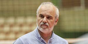 بازداشت سرپرست تیم ملی والیبال