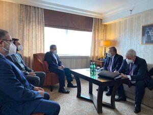 عراقچی با «انریکه مورا» و هیئت روسیه در وین دیدار و گفتگو کرد