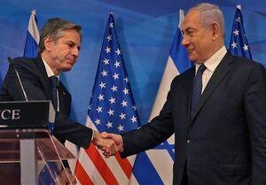 بلینکن: هدف ما و اسرائیل در خصوص ایران کاملاً یکسان است