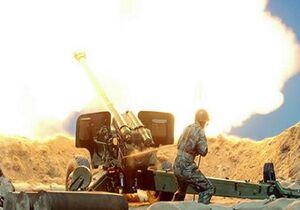 رونمایی از نسل جدید «گلولههای مدرن نقطهزن» در کشور/ ایران جزو ۵ کشور تولیدکننده «مهمات هدایت لیزری توپخانه» در جهان+عکس