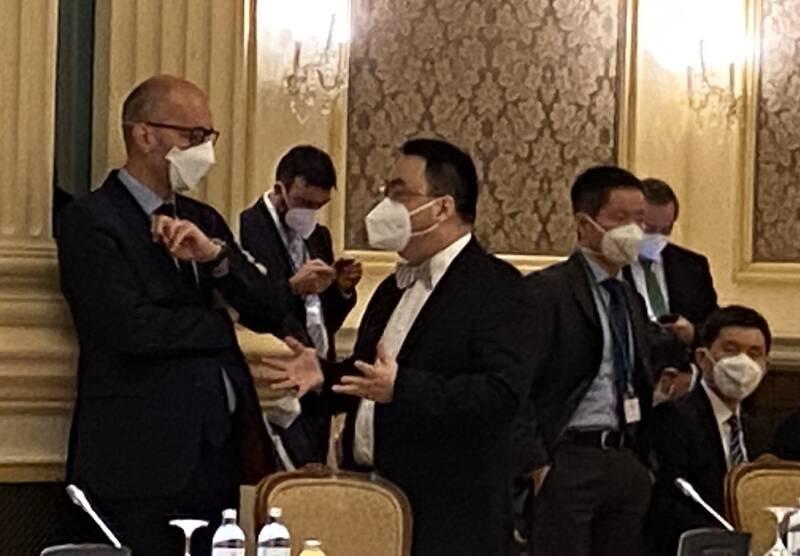 دیپلمات چینی: امیدواریم به نیازمندیهای منطقی ایران درباره برجام به درستی رسیدگی شود