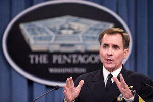 پنتاگون: دولت آمریکا برای تامین نیازهای اسرائیل مصمم است