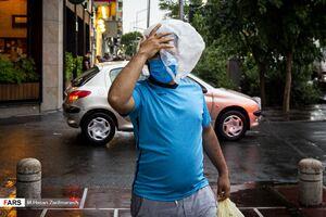 باد و باران پایتخت
