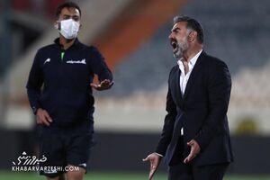 محمود فکری بالاخره سکوتش را شکست/ یکی دو بازیکن استقلال باعث شدند اذیت شوم/ هر هفته کاری میکردند تا تمرکز تیم به هم بخورد