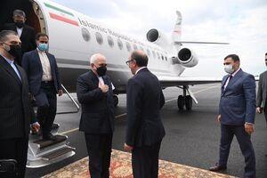 دیدار و گفتوگوی وزرای امورخارجه ایران و ارمنستان