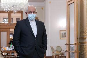 ظریف با نخستوزیر موقت ارمنستان دیدار کرد