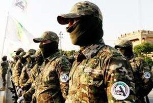 فیلم/ مجاهدان حشدالشعبی وارد منطقه سبز بغداد شدند