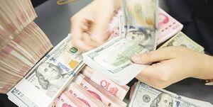 ارزش یوآن چین در برابر دلار رکورد زد