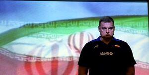 سرمربی ایران پرچمدار معترضان در ایتالیا