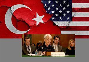 معاون وزیر خارجه امریکا