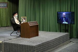 عکس/ دیدار نمایندگان مجلس با رهبر انقلاب