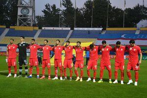 گلهای تیم ملی ایران به کامبوج دود میشود