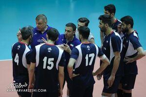 برنامه بازیهای ایران در لیگ ملتهای والیبال