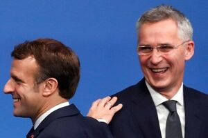 مقاومت ماکرون دربرابر افزایش سهم فرانسه در هزینههای ناتو