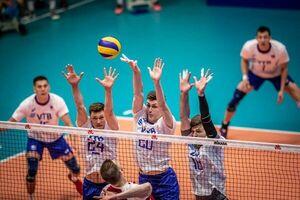 روسیه از سد هلند گذشت/ پیروزی امید بخش قبل از بازی با ایران