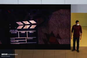 عکس/ سومین روز سی و هشتمین جشنواره فیلم فجر