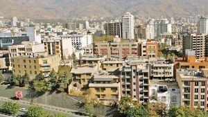 قیمت آپارتمان ۹۵ متری در خیابان ایران +جدول