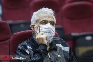 عکس/ چهارمین جلسه رسیدگی به اتهامات حسن رعیت