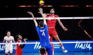 فیلم/خلاصه والیبال روسیه ۳ - ایران یک