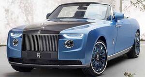 رولزرویس بوت تیل ۲۰۲۱ معرفی شد؛ با گرانترین خودروی جهان آشنا شوید