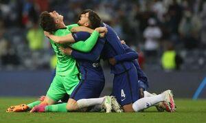 چهاردهمین قهرمانی انگلیسیها در لیگ قهرمانان اروپا