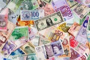 کاهش نرخ رسمی ۲۵ ارز امروز ۱۹خرداد