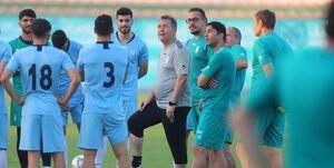 ۲ بازیکن به تمرین تیم ملی فوتبال اضافه شدند+ عکس