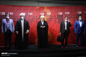 عکس/ پنجمین روز سی و هشتمین جشنواره جهانی فیلم فجر