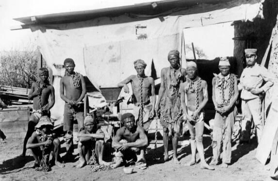 مواجهه آلمان و فرانسه با گذشته تاریک خود در آفریقا؛ نسل کُشی در نامیبیا و روآندا