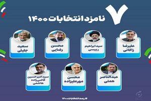 جزئیات برنامههای تبلیغاتی نامزدها دوشنبه ۱۰ خرداد