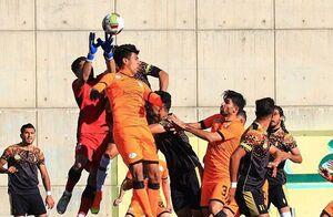 اتفاقی کم سابقه در لیگ یک فوتبال ایران
