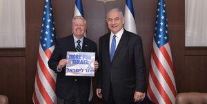 قدردانی نتانیاهو از سناتور ضد ایرانی