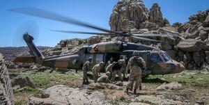 عملیات مشترک ارتش و نیروهای امنیتی ترکیه در شمال عراق علیه «پکک»